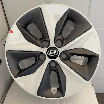 6,5x16 Hyundai Ioniq 5x114,3 50 White/Silver 67,1 Könnyűfém keréktárcsa - OE Alufelni