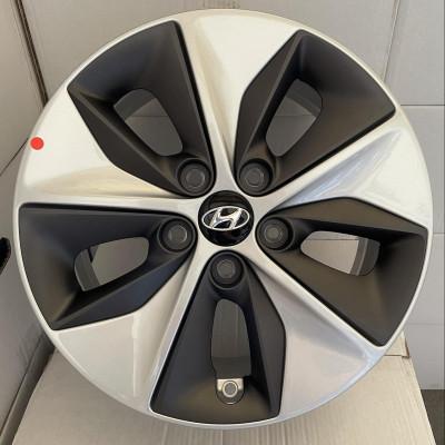 6,5x16 Hyundai Ioniq 5x114,3 50 Graphit/Silver 67,1 Könnyűfém keréktárcsa - OE Alufelni