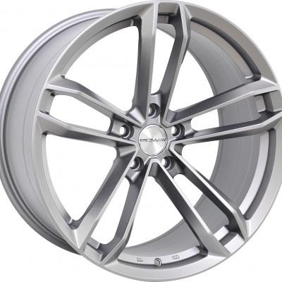 7,5x17 DBT 5x100 35 Grey 73.1 könnyűfém kerékt.